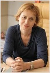 Ольга Росманова, занимающая пост главы GfK Ukraine