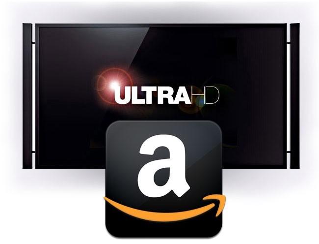 Amazon делает ставку на контент в формате UltraHD
