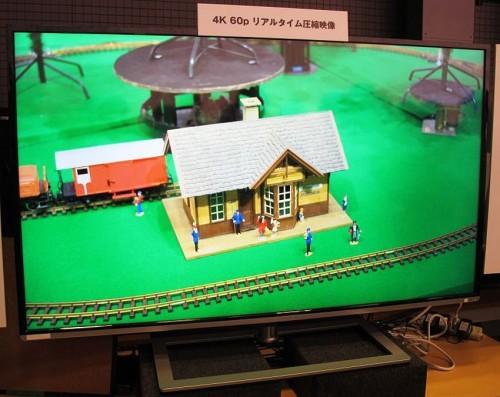 NexTV-F осуществляет тестирование вещания ультра высокой четкости