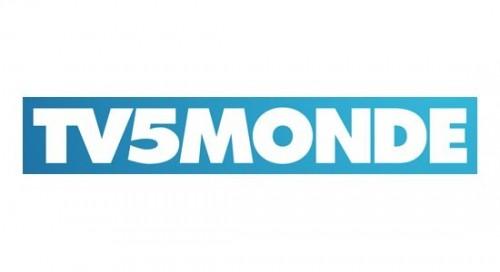 Телеканал TV5MONDE обновил свой дизайн