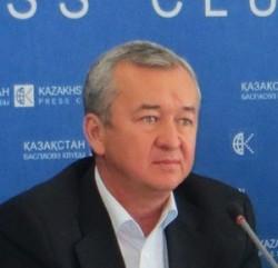 Роман Ботабеков, генеральный директор телеканала «Туран-ТВ»