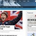 На официальном сайте вещательной корпорации ВВС появился раздел, посвященный сочинским олимпийским играм