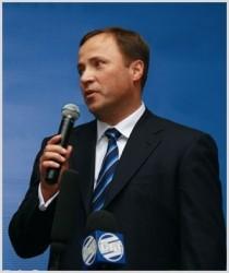 Комаров Игорь Анатольевич, заместитель руководителя Федерального космического агентства (Роскосмос)
