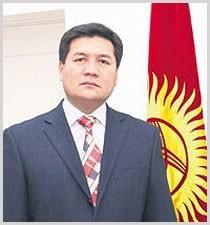 Кубат Оторбаев, генеральный директор ОТРК