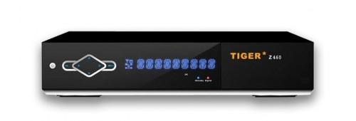 Tiger Z460 – это цифровой спутниковый приемник