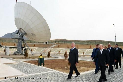 Азербайджанский спутник будет управляться из Нахичевани