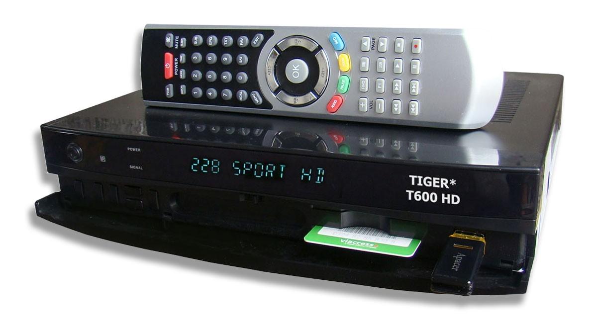 Tiger t600 hd скачать инструкция