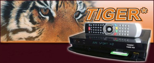 Спутниковые ресиверы TIGER