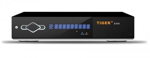 Спутниковый ресивер TIGER Z460-HD