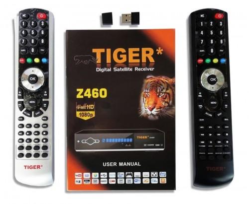 Комплектация ресивера TIGER Z460-HD