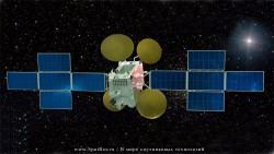 """Спутник """"Экспресс-АМ5"""" уже занял свою орбитальную позицию"""