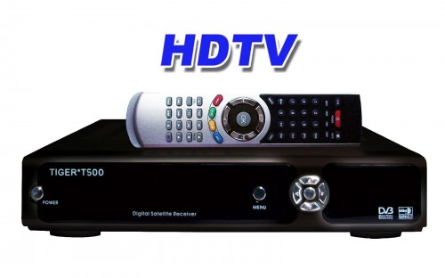 TIGER T500 HD CA USB LAN