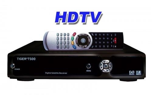 Спутниковый ресивер TIGER T500 HD