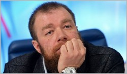 """Артем Шадров, занимающий пост генерального продюсера """"Лиги-ТВ"""""""