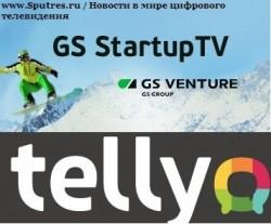 GS GROUP вкладывает 200 тысяч евро в телевизионный стартап