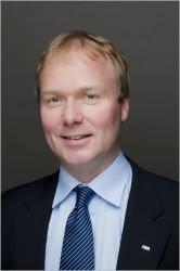 Никлас Эриксон, глава подразделения FIFA (Niclas Ericson Director of TV Division, FIFA)