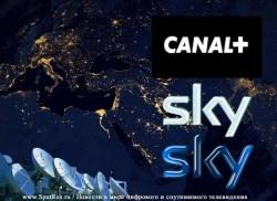 Развитие спутникового телевидения в Европе