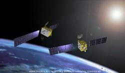 """Космические аппараты """"Экспресс-АТ1"""" и """"Экспресс-АТ2"""" с успехом прошли летные испытания"""