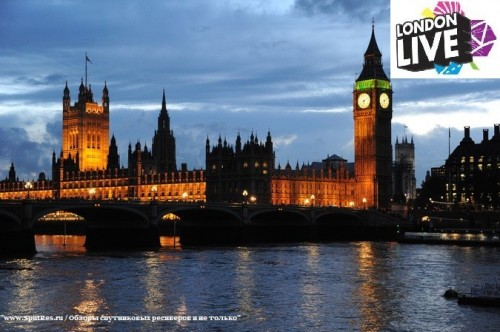 Россияне запустили первый в Лондоне круглосуточный телеканал