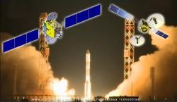 """Подготовка к запуску спутников """"Луч-5В"""" и """"КазСат-3"""" идет по плану"""