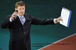 Александр Тащин, занимающий пост руководителя дирекции спортивного вещания ВГТРК