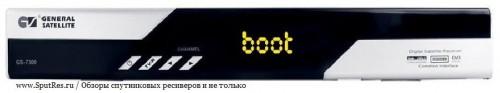 на экране появляется «boot»