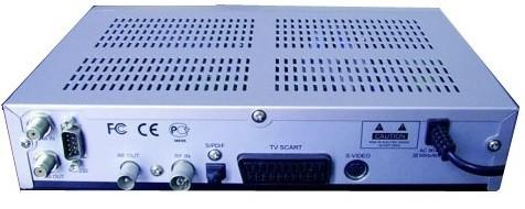 Dre-4000 Задняя панель