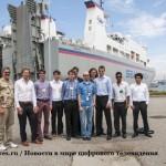 Представители Sea Launch