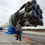 Представитель компании SpaceX