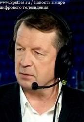 Сергей Гимаев, комментатор спортивных каналов