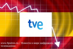Испанскому телевидению TVE грозит разорение