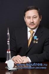 Талгат Мусабаев, занимающий пост председателя Казкосмоса