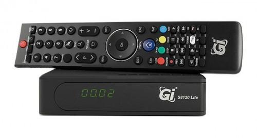 GI 8120 Lite является уменьшенным и облегченным вариантом полюбившейся всем модели GI 8120