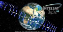 Стала известна детальная информация о спутниках Intelsat EpicNG