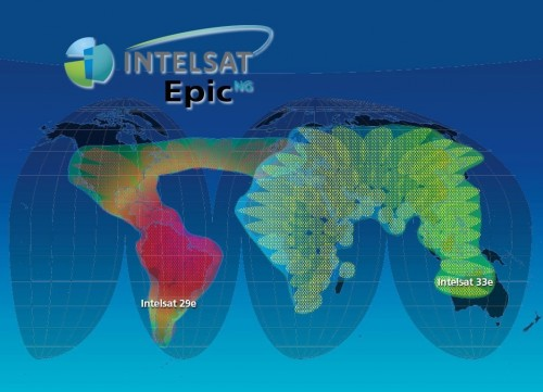 КА Intelsat 33e будет запущен в 2016 году
