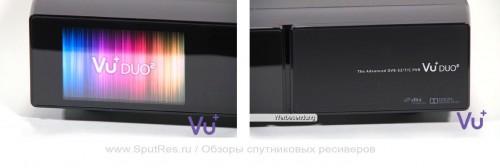 Gi Vu+ Duo2 спутниковый ресивер приемник