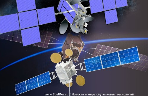 Операторы тестируют каналы на спутниках связи