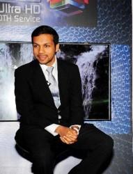 Сурабх Дхут (Saurabh Dhoot), директор Videocon d2h