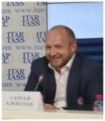 Сергей Алексеев, руководитель пресс-службы РФПЛ