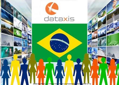 Бразилия занимает ведущее место по телевидению
