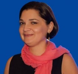 Виктория Гордина, генерального директор 9 телеканала