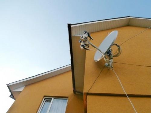 я и решил подключиться к спутниковым услугам