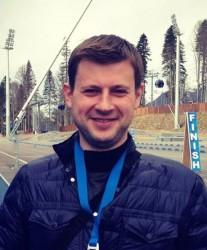 Александр Тащин, директор Дирекции спортивных программ (ВГТРК)