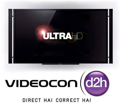 Индийские телезрители будут смотреть передачи в формате Ultra HD