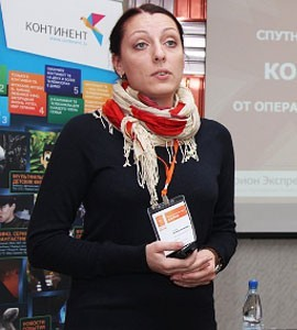 """Елена Ячменникова, коммерческий директор сервисов компании """"Орион-Экспресс"""""""