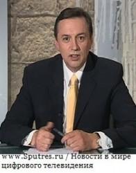 Борис Костенко, руководящий каналом «Спас»