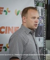 Сергей Осадчий, занимающий пост программного директора компании «Воля»