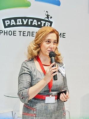Ольга Абрамова, генеральный директор «ДалГеоКома»
