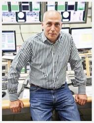 Дмитрий Чуковский, руководитель спортивной редакции «НТВ-Плюс»