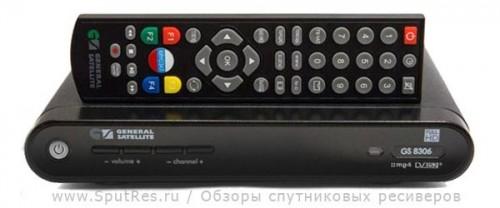 Пульт дистанционного управления gs-8306